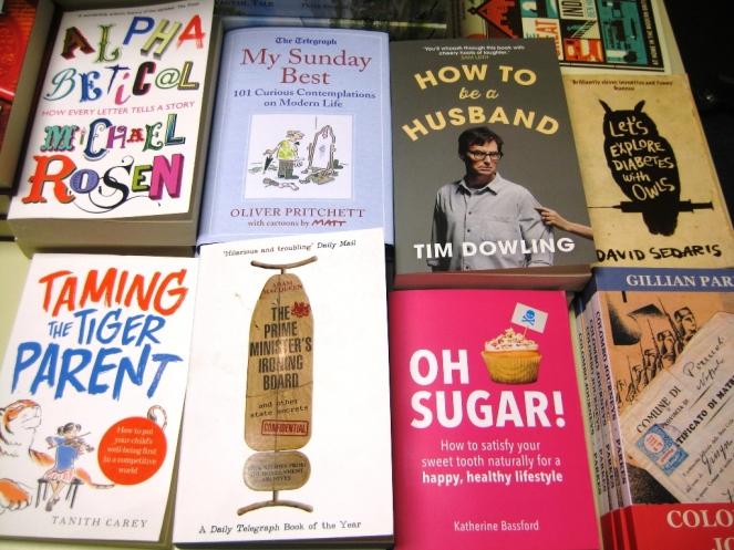 Oh Sugar! book in bookshop